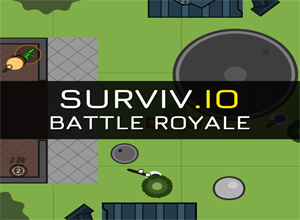 What Is Surviv.io?
