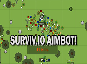 The Best Surviv.io Aimbot