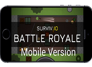 Surviv.io App For Mobile Phones