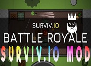 Surviv.io Chrome Store Application