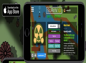 Photo of Surviv.io App Store Version