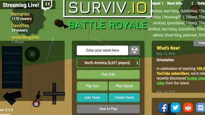 surviv.io accounts