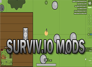 Photo of Surviv.io Mods (Special Scope and Laser)
