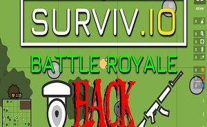 surviv.io hacks 2019