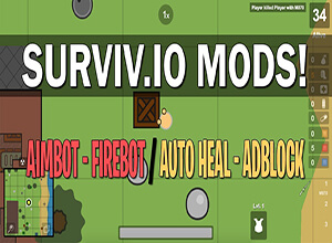 Photo of Survivio Mods 2019