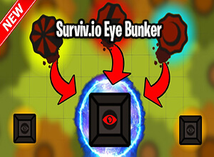 Photo of Suriv.io Eye Bunker