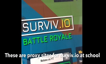 Photo of Surviv.io Proxy Game