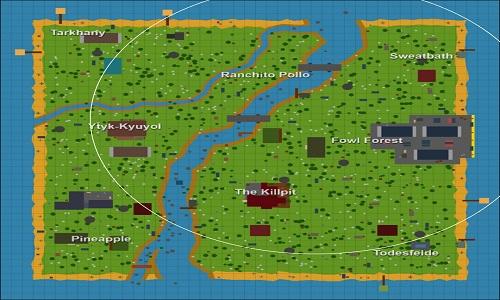 surviv.io main summer map